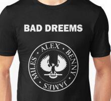 Bad Dreems vs. Ramones Unisex T-Shirt