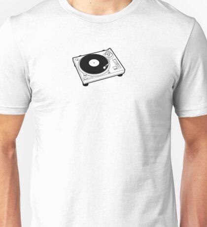 Turntable Unisex T-Shirt