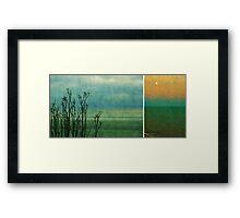 Seaside Framed Print