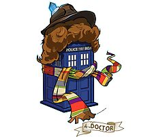 Time Lord 2 Photographic Print