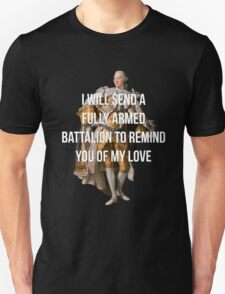 King George III T-Shirt