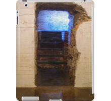 Damaged Doorway iPad Case/Skin