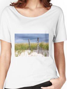 Winter Beach Women's Relaxed Fit T-Shirt