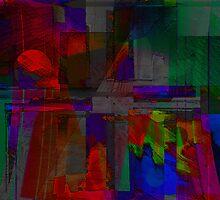 Existentialism 3 by Rois Bheinn Art and Design