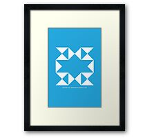 Design 192 Framed Print