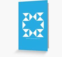Design 192 Greeting Card