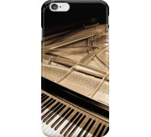 Grand Concert Piano iPhone Case/Skin