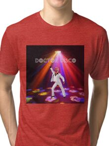 Doctor Disco Tri-blend T-Shirt