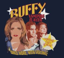 Btvs Once More With Feeling One Piece - Long Sleeve