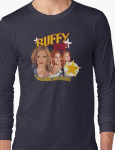 Btvs Once More With Feeling Long Sleeve T-Shirt