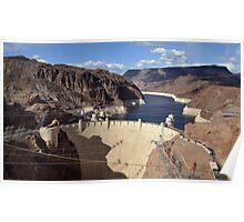 Hoover Dam,  Poster