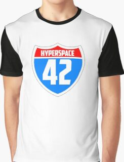 Hyperspace 42 Graphic T-Shirt