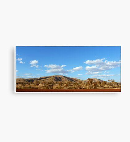 Tom Price Landscape Canvas Print