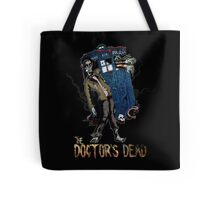 The Doctor's Dead Tote Bag