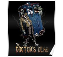 The Doctor's Dead Poster