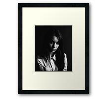 Tara - Dark Framed Print