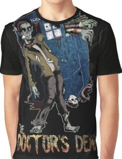 The Doctor's Dead Graphic T-Shirt