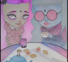Tea Party by lOll3