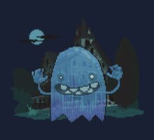 Pixel Ghost by Hellbeard