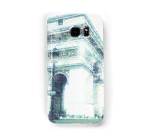 Arc de Triomphe, Paris, Vintage Feel Samsung Galaxy Case/Skin