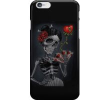 Senorita Lockheart iPhone Case/Skin
