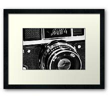 Fed-4B Rangefinder Framed Print