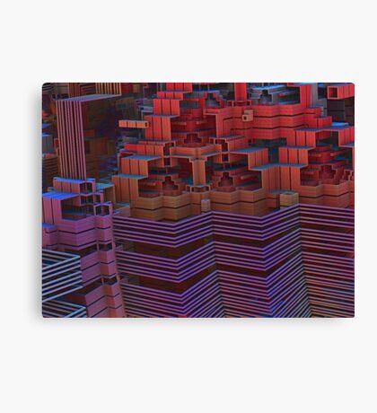Storage Complex Canvas Print