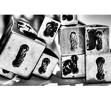 Show Us Your Nuts.... Photographic Print