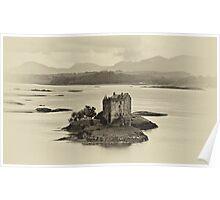Castle Stalker Poster