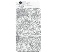the saddest pillow you will ever read iPhone Case/Skin