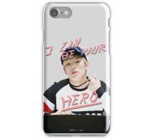 Hero - Monsta X (Minhyuk) iPhone Case/Skin
