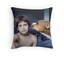 Love is in the air... Throw Pillow