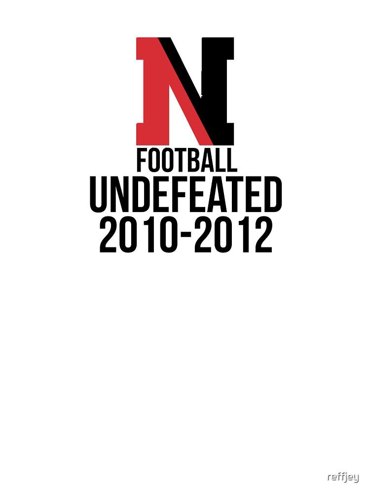 Northeastern Football by reffjey