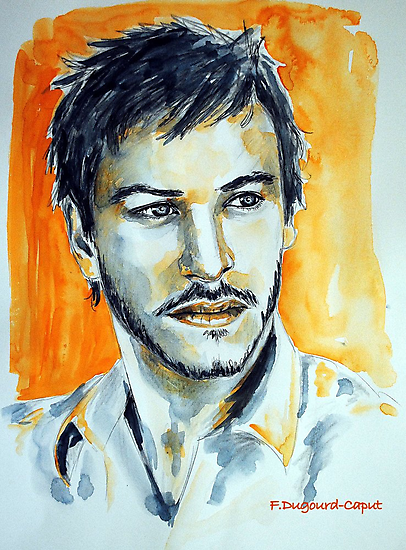 Gaspard Ulliel, featured in Pencil Group  by FDugourdCaput