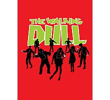 Generation iPod: The Walking Dull (The Walking Dead) Photographic Print