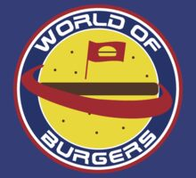 Shameless - World Of Burgers by Buleste
