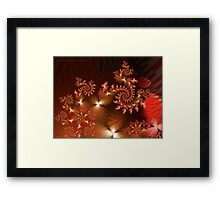 Fall Is Busting Out All Over Framed Print