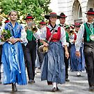 Oktoberfest Traditional Parade by Kasia-D