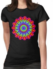 Delight 1 Womens Fitted T-Shirt