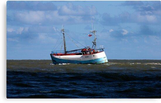 At Sea by Darren Burroughs