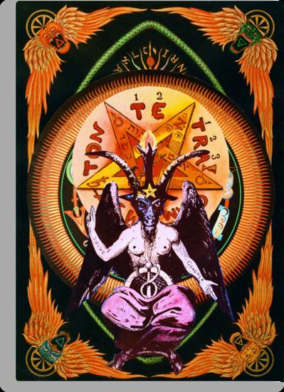 The Devil. by - nawroski -