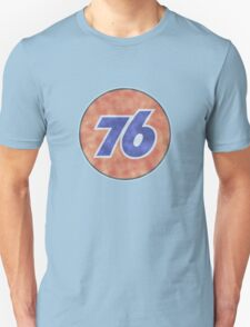 76 Gas Station retro logo T-Shirt