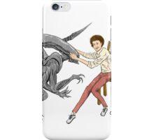 Alien & Sigourney Weaver iPhone Case/Skin