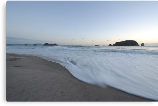 Hahei Beach by Simone Kelly
