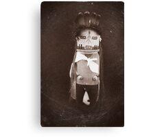Indian Hopi - Navajo Doll Canvas Print