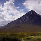 Buachaille Etive Mor by mikebov