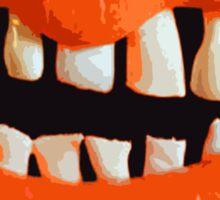 A Mouth Sticker