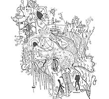 "Very Wilde Animals and ""takie tam"" by barbarja"