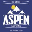 Aspen, California by mysundown