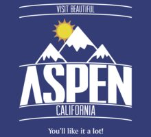 Aspen, California by mysundown